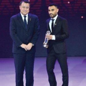 Iran Football Crowned Twice at AFC Awards