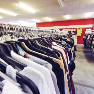 Apparel tops the list of goods smuggled into Iran.