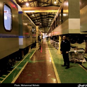 18 New Railbuses to Join Iran's Rail Fleet by March