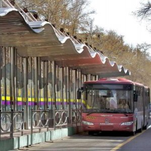 BRT Platform Screens Forgotten