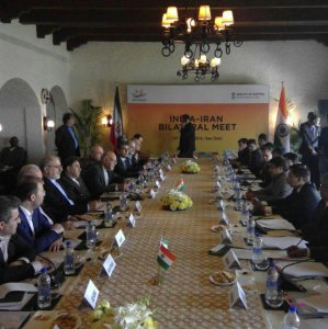 Iran Signs $2b Rail Deal With India