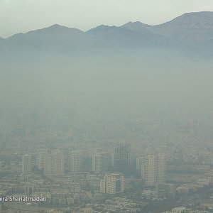 Tehran Air Pollution Worsens