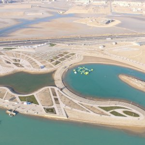 Construction of Largest Water Sports Complex Starts in Bushehr