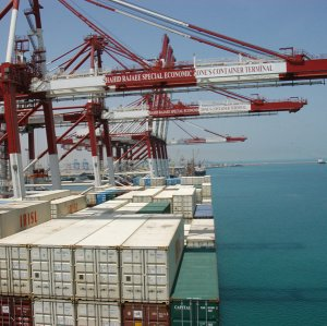 Iran's Largest Container Port Activities Up 10%