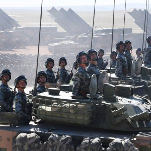 Xi Wants World Class Army Loyal to Ruling Party