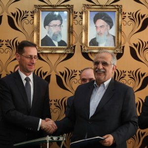 Hungary's Economic  Presence in Iran Growing