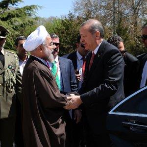 Erdogan to Visit Tehran on Oct. 4