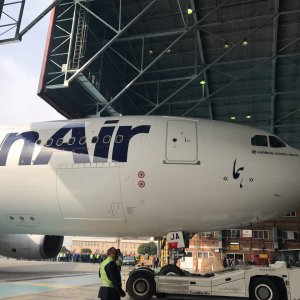 Iran Air has recieved three Airbus jets in recent months (Photo: Alireza Izadi)