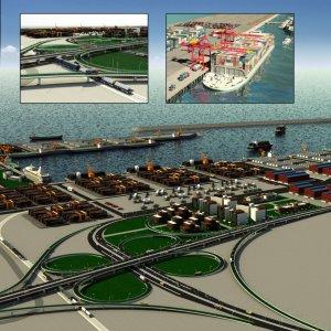 Caspian Facility Biggest Northern Port in Iran