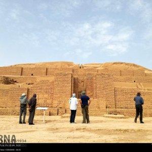 Iran World Heritage Sites: Ziggurat of Chogha Zanbil