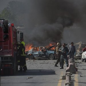 Taliban Suicide Bomber Kills 15 Afghan Soldiers