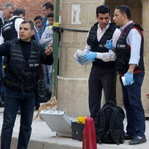 Gunmen Kill Ten in Attack on Coptic Church Near Cairo