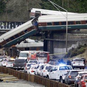 Amtrak Train Was Overspeeding