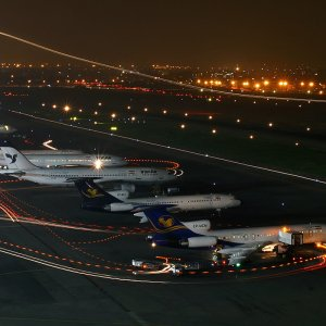 Iran's Airport Traffic Up 6%