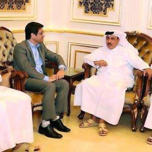 Iran, Qatar Target Maritime Trade Ties
