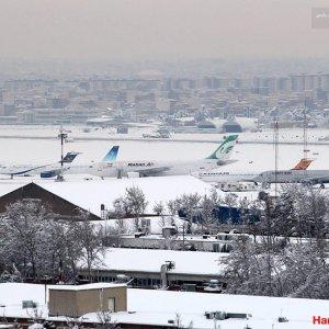 Tehran Mehrabad International Airport - Photo Hamidreza Jafari