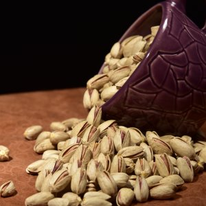 Iran is the second biggest producer of pistachio after the US and the top exporter of the commodity.
