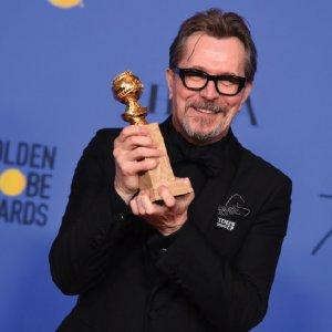 'Three Billboards', 'Big Little Lies' Dominate Golden Globe Awards
