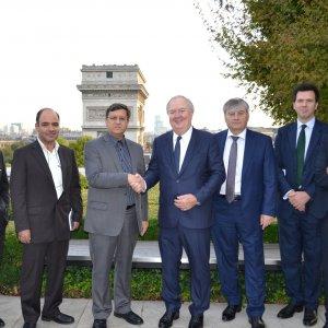 Iran, SCOR SE Reach Reinsurance Agreement
