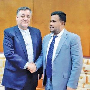 Iran Invites Sri Lanka for Economic Commission in August