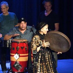 Iranian Female Drummer Asal Malekzade to Hold Workshops in Switzerland