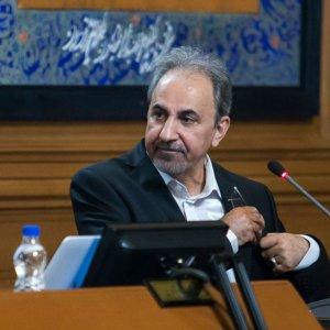 Tehran Mayor Mohammad Ali Najafi