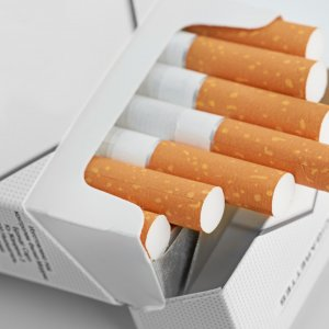 Iran's current annual cigarette consumption stands at about 55 billion.