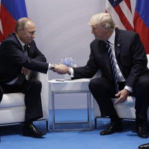 Trump, Putin Promise Positive Results