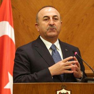 Turkish Foreign Minister Mevlut Cavusoglu