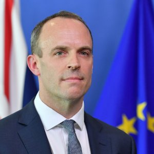 Brexit Secretary: Britain Won't Pay Divorce Bill Without Trade Deal