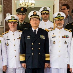 China Wants Closer Defense Ties