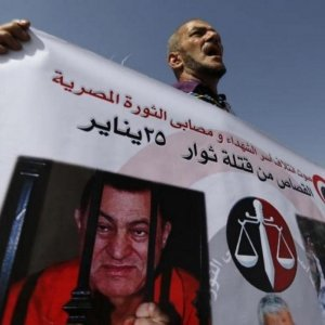 Egypt in Fury After  Mubarak Charges Dropped