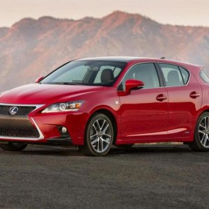 Only Lexus Hybrids Exempted