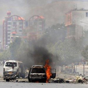 Taliban Attack Afghan Parliament, Seize Lands