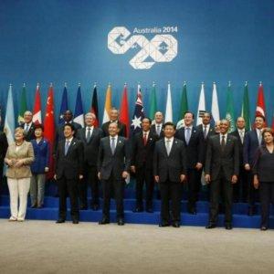 G20 Leaders  Fret Over Ukraine, Climate Change