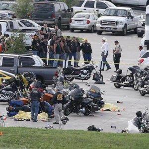 9 Dead in Texas Biker Shootout