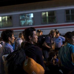 Hungary Slams Croatia After Train Passage