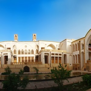 Kashan, a Lesson in  Authenticity, Architecture