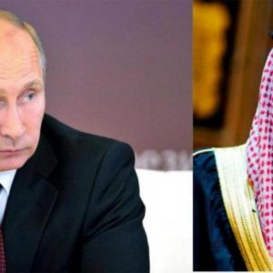 Russian, Saudi Leaders Discuss Syria Crisis