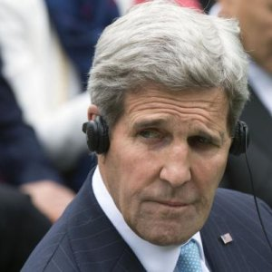 Kerry Meets Abbas