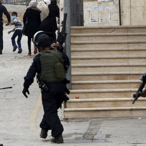 Israeli Forces Killed Palestinian Old Woman