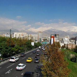 Tehran Pollution Mocks Clean Air Day