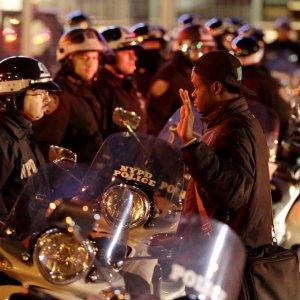 Racial Tensions Heighten  in US