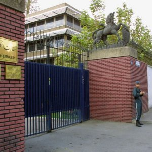 Nuclear Pact Clears Way for Reopening UK Embassy