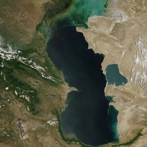 Iran Could Be Game Changer in Caspian Gas Race