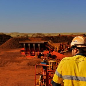 Iron Ore Exports Down 66%