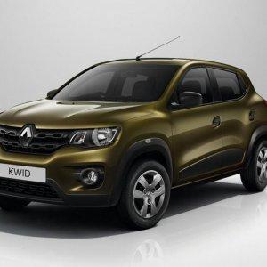 Renault  Considers  Kwid for  Iran