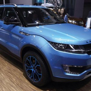 "Land Rover Fails to Stop X7 SUV ""Copy-Paste"""