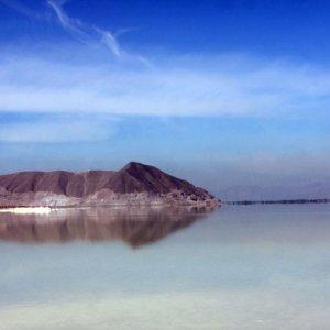 Lake Urmia Blessed by Rainfall