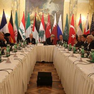 Zarif Outlines Plan on Syria